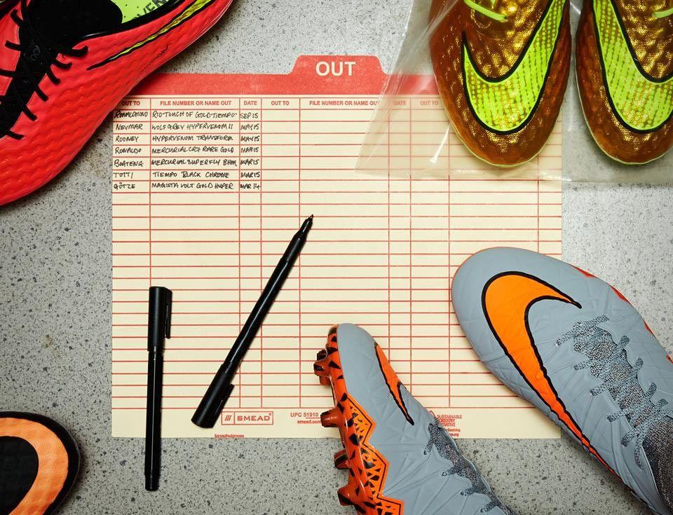 Nike Hypervenom Phantom, tutte le colorazioni