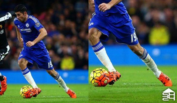 Diego Costa (Chelsea) - adidas X 15.1