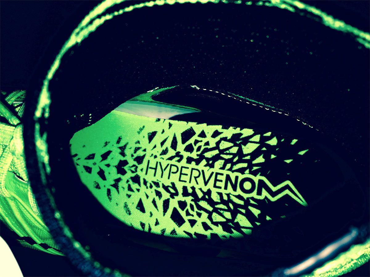 Suola Hypervenom II verdi