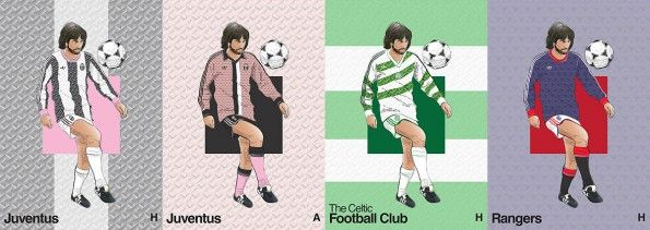 Juventus Celtic Rangers Glasgow