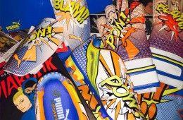 Scarpe, guanti, parastinchi Puma POP