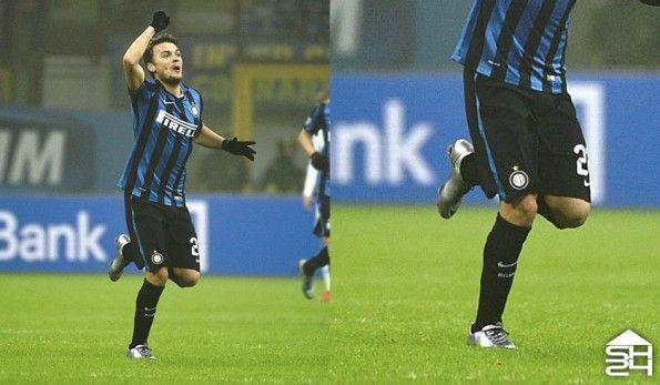 Adem Ljajic (Inter) - Nike Mercurial Vapor X