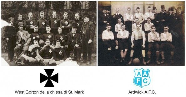 St.Mark's West Gorton e Adwick A.F.C.