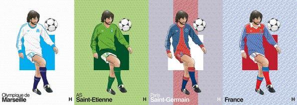 Marsiglia Saint-Etienne PSG Francia