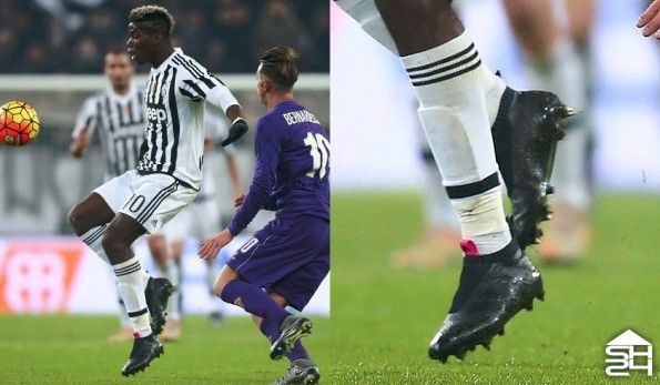 Paul Pogba (Juventus) - adidas ACE Laceless