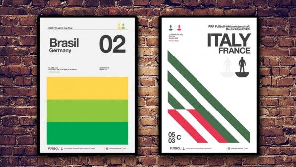 Poster Corea Giappone 2002 Germania 2006