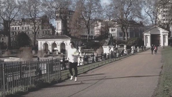 Running Londra