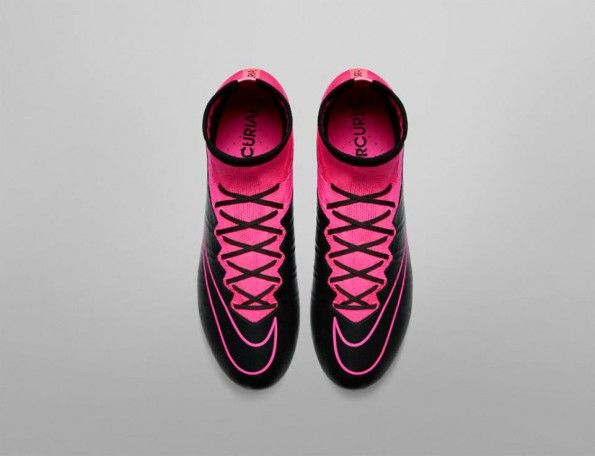 Mercurial Superfly Tech Craft nere rosa