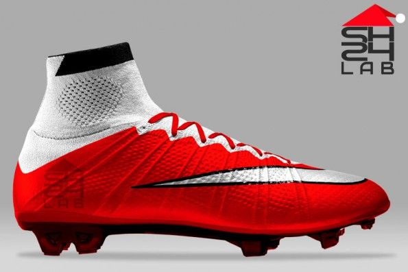 Mercurial superfly concept Natale 2015