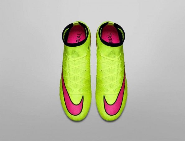 Mercurial Superfly giallo limone