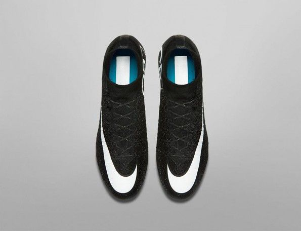 Mercurial Superfly CR7 nere