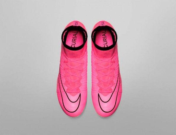 Mercurial Superfly rosa fucsia