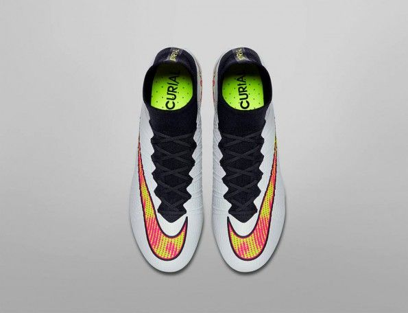 Mercurial Superfly white pack