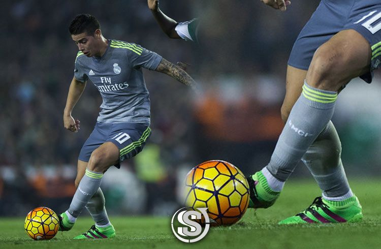 James Rodriguez (Real Madrid) - adidas ACE 16.1 PrimeKnit