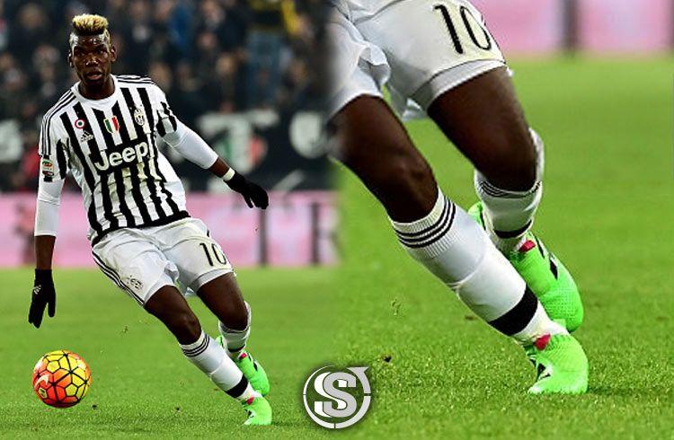Paul Pogba (Juventus) - adidas ACE PureControl