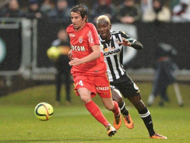 Monaco maglia allenamento ad Angers