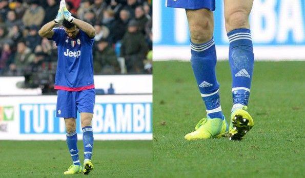 Gigi Buffon (Juventus) - Puma EvoPower 1.3