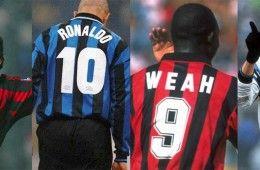 Cover maglie più belle Inter-Milan