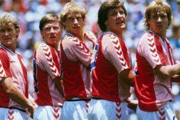 Hummel sponsor tecnico Danimarca