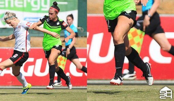 Emma Kete (Canberra United) - NikeID Tiempo Legend V
