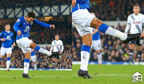 Aaron Lennon (Everton) - Nike Mercurial Vapor Tech Craft