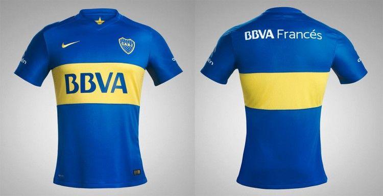 Maglia Boca Juniors 2015-2016