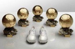 5 palloni oro, Messi Platinum