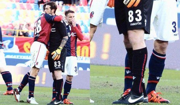 Antonio Mirante (Bologna) - Nike Tiempo Premier