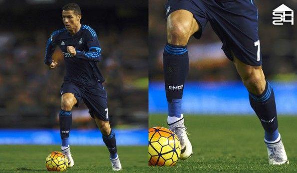 Cristiano Ronaldo (Real Madrid) - Nike Mercurial Superfly CR7 324K