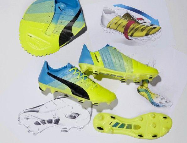 Progettazione scarpe evoPower 1.3