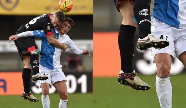 Lorenzo Tonelli (Empoli) - Nike Tiempo Legend VI