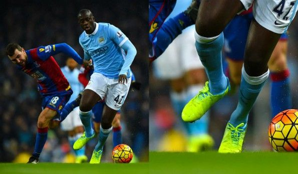 Yaya Toure (Manchester City) - Puma EvoPower 1.3
