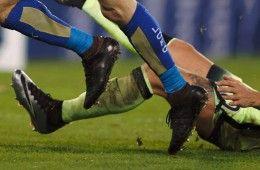 Jamie Vardy spy boots
