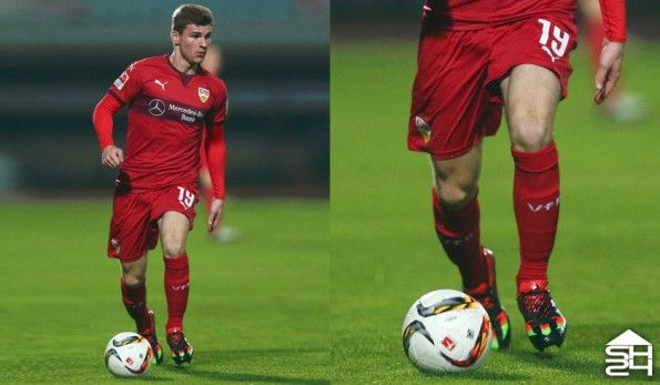 Timo Werner (Stoccarda) - adidas MESSI 15.1