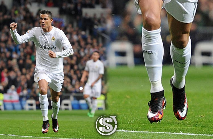 Cristiano Ronaldo Espanyol tripletta