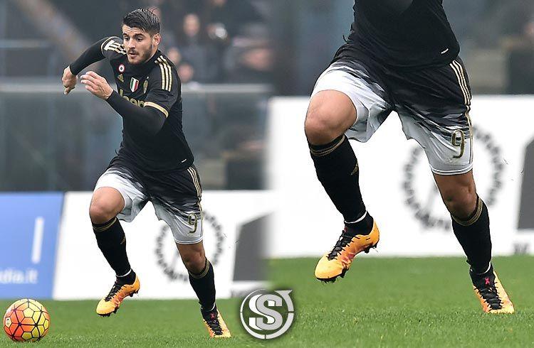 Alvaro Morata doppietta Chievo