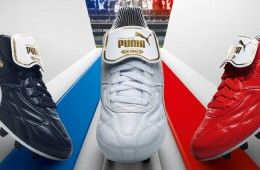 Puma King Top Stripe