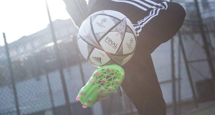 Il pallone adidas Finale Milano e le ACE16 Primeknit