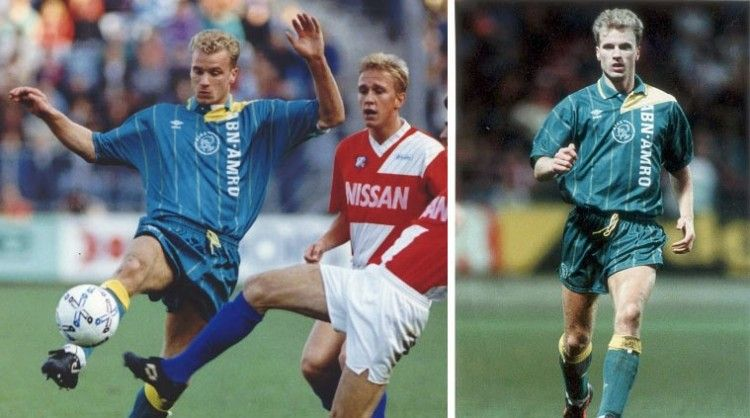 Ajax ABN AMRO Umbro 1991