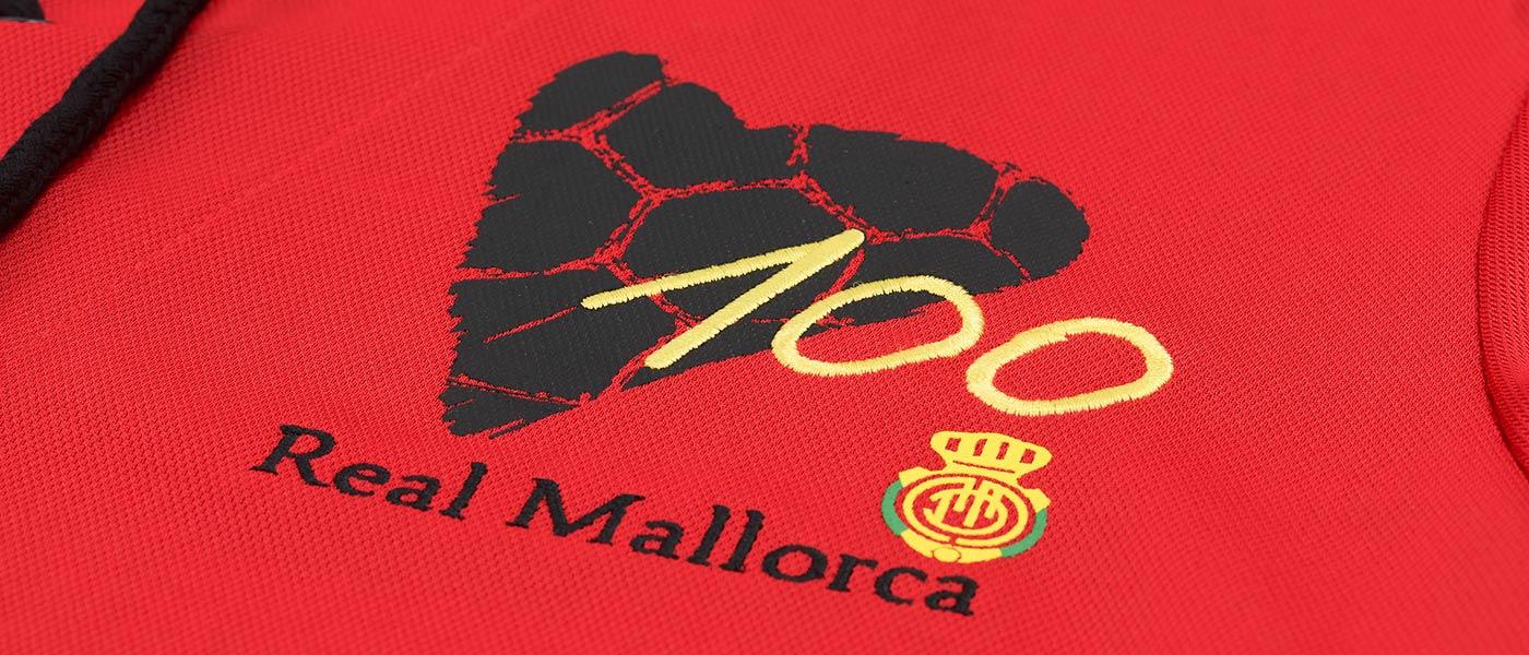 Logo Maiorca 100 anni