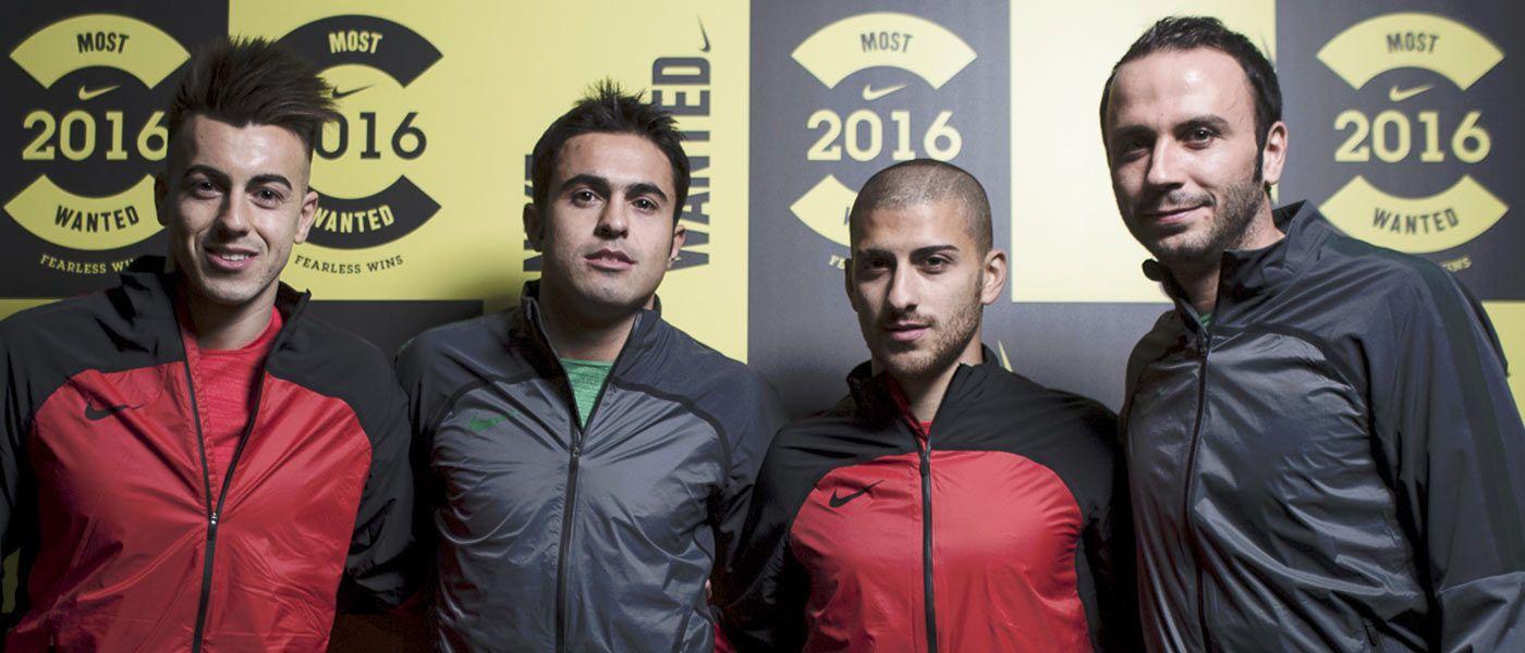 El Shaarawy, Eder, De Luca, Pazzini a Most Wanted 2016