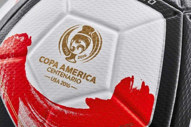 Zoom pallone Ordem Ciento Coppa America 2016
