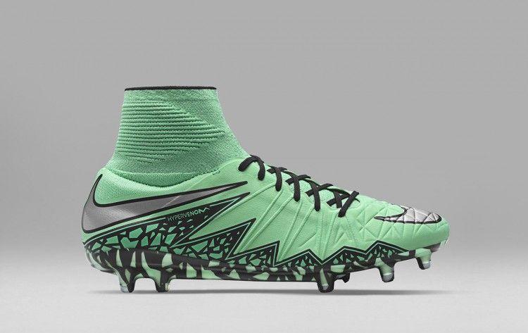 Nike Hypervenom Metal Flash Pack