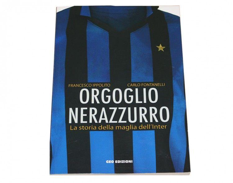 Libro Orgoglio Nerazzurro copertina