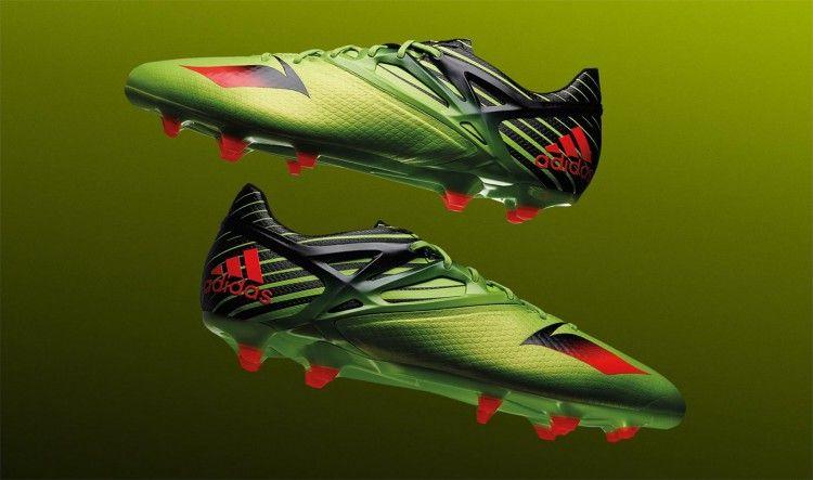 Messi 15.1 Solar Slime adidas scarpe