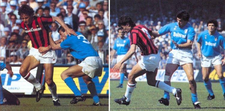Napoli-Milan 1987-1988