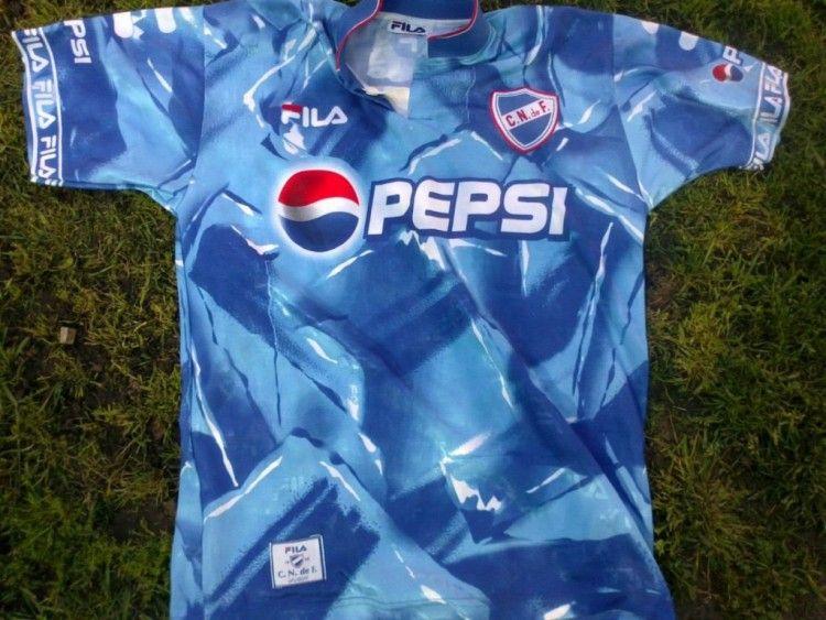 Nacional Pepsi Fila 1998