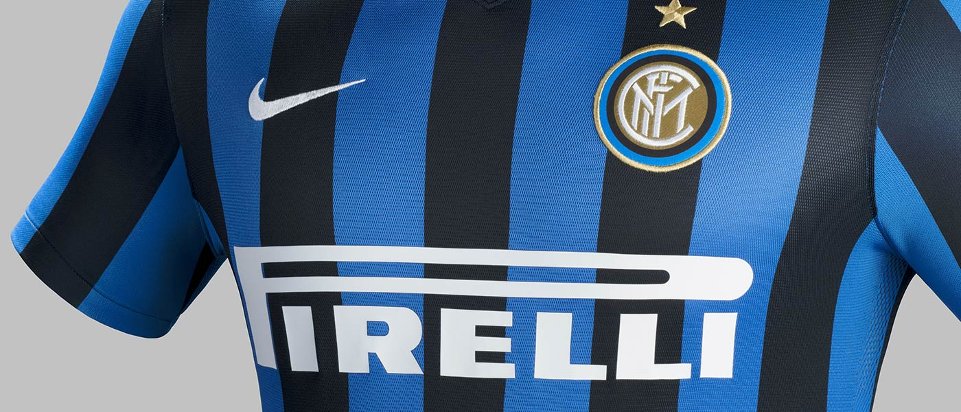 Pirelli sponsor maglia Inter