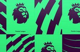 Premier League logo cover