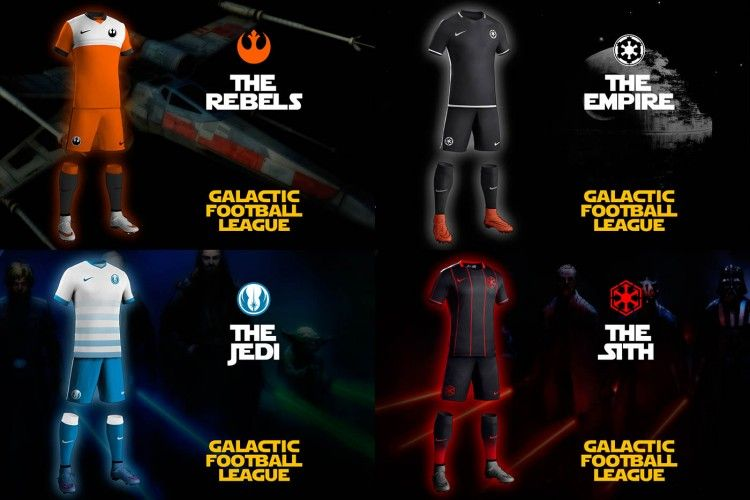 Star Wars Galactic Football League
